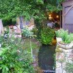 entrée - vieux moulin beune