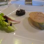 foie gras entier - vieux moulin beune