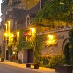 restaurant la roque gageac - La Belle Etoile