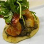 tarte crevettes - La Belle Etoile