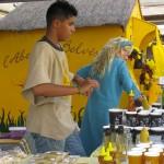 artisans locaux - fête médiévale Belvès