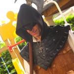 comédiens costumes - fête médiévale Belvès