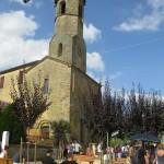 clocher village - fête médiévale Belvès
