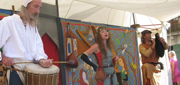 Fête médiévale à Belvès