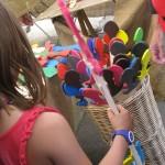 jouets - fête médiévale Belvès