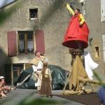 comédie et théâtre - fête médiévale Belvès