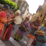 troubadours et musique - fête médiévale Belvès