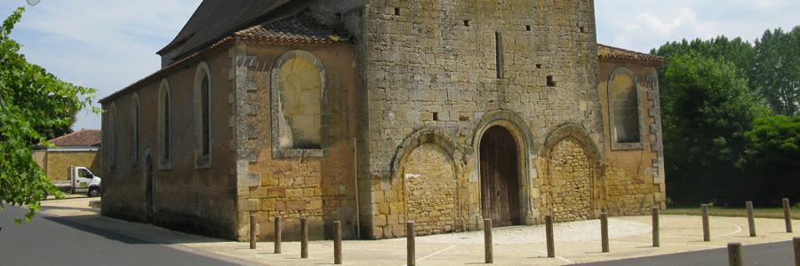 village de Coux-et-Bigaroque en Dordogne
