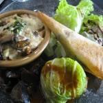 Cassolette fruits de mer - Le Chateaubriant