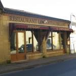 restaurant extérieur - Le Chateaubriant
