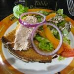 Rillettes canard - Le Chateaubriant