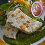 Terrine saumon - Le Chateaubriant