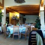 Salle restaurant - Auberge de la Nauze