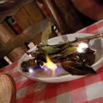 andouillette flambées - La Table d'Obelixe
